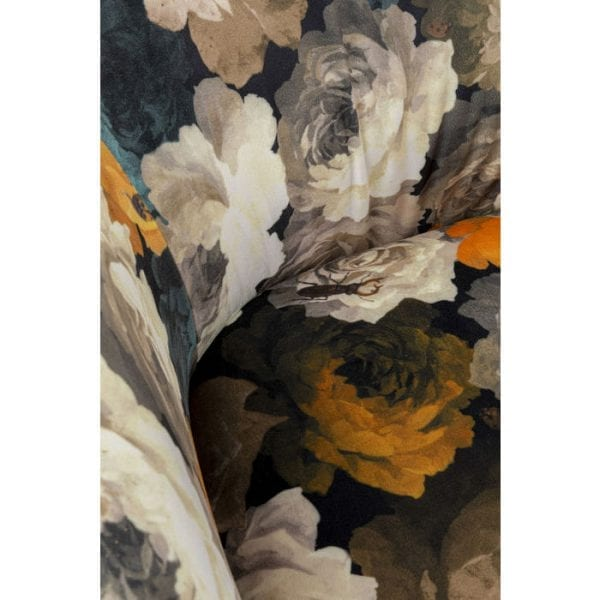 Kare Design Peony Yellow draaistoel 84685 - Lowik Meubelen