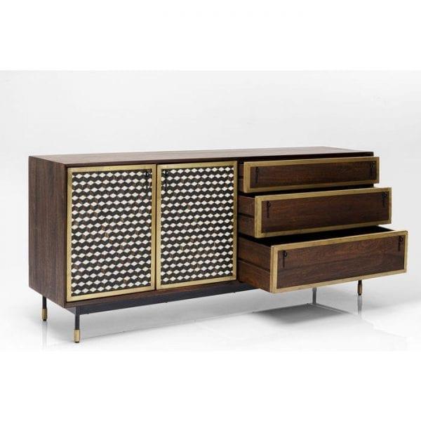 Kare Design Afra dressoir 84892 - Lowik Meubelen