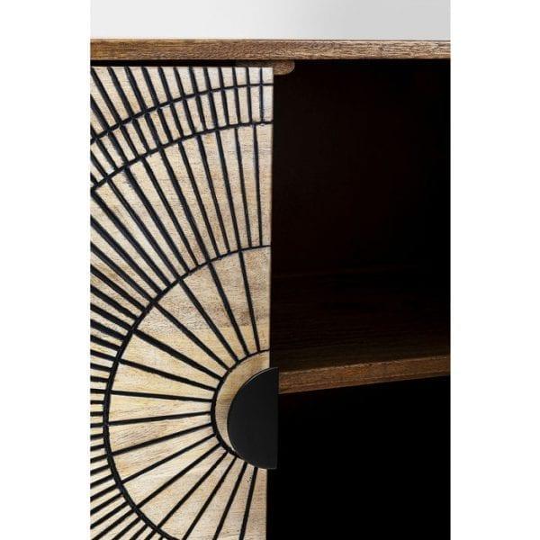 Kare Design Eye Of Tiger 115cm dressoir 84973 - Lowik Meubelen