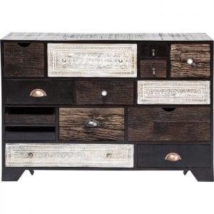 Kare Design Finca 14 Drawers dressoir 79103 - Lowik Meubelen