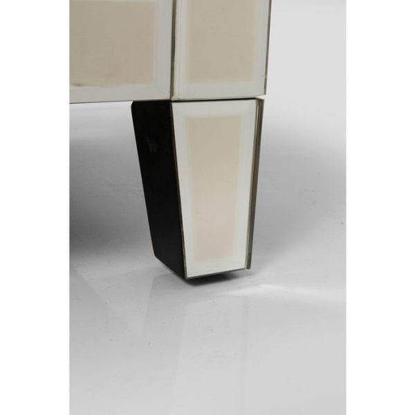 Kare Design Luxury Champagne dressoir 80897 - Lowik Meubelen