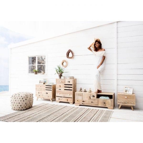 Kare Design Puro 10 Drawers dressoir 81342 - Lowik Meubelen
