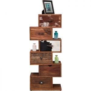 Kare Design Rodeo Zick Zack 6Drw dressoir 78337 - Lowik Meubelen