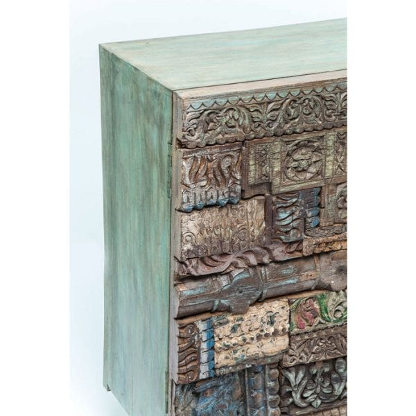 Kare Design Shanti Surprise Puzzle 2Doors 3Drw dressoir 79765 - Lowik Meubelen