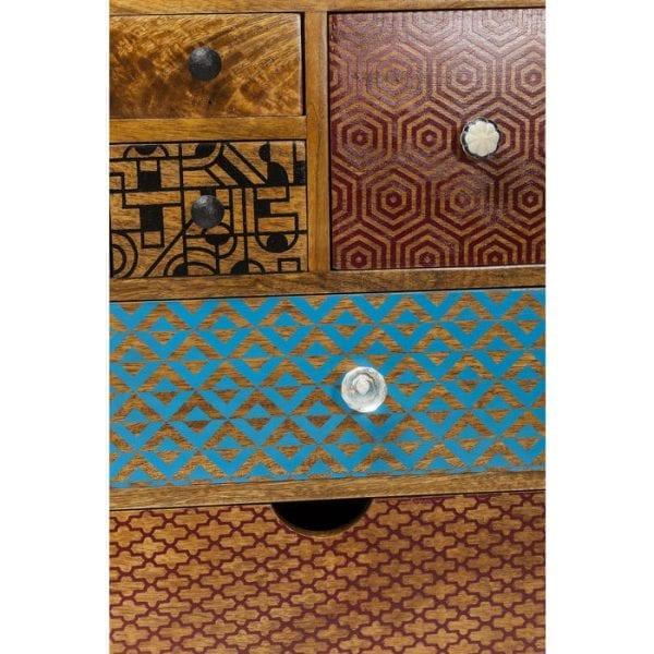 Kare Design Soleil 14Drw. dressoir 80189 - Lowik Meubelen