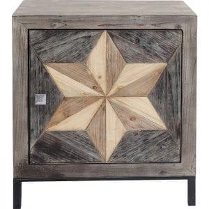 Kare Design Starry 1 Door dressoir 84246 - Lowik Meubelen