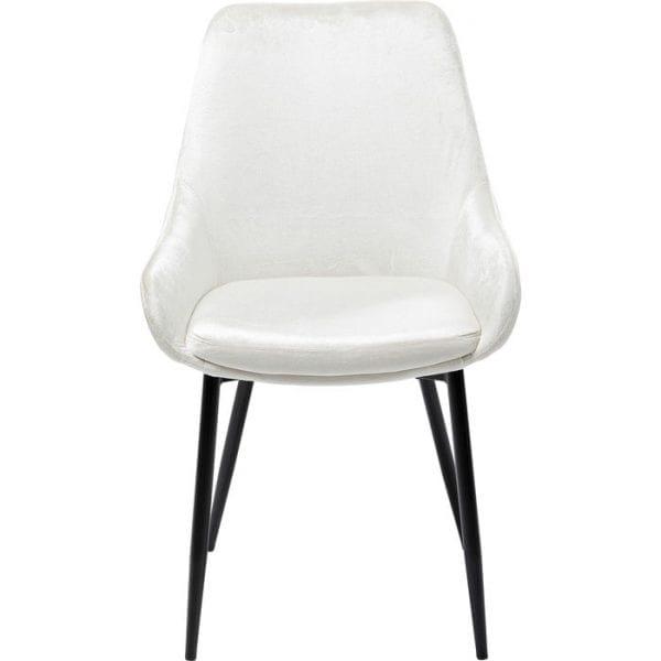 Kare Design East Side Silvergrey XL eetstoel 84942 - Lowik Meubelen