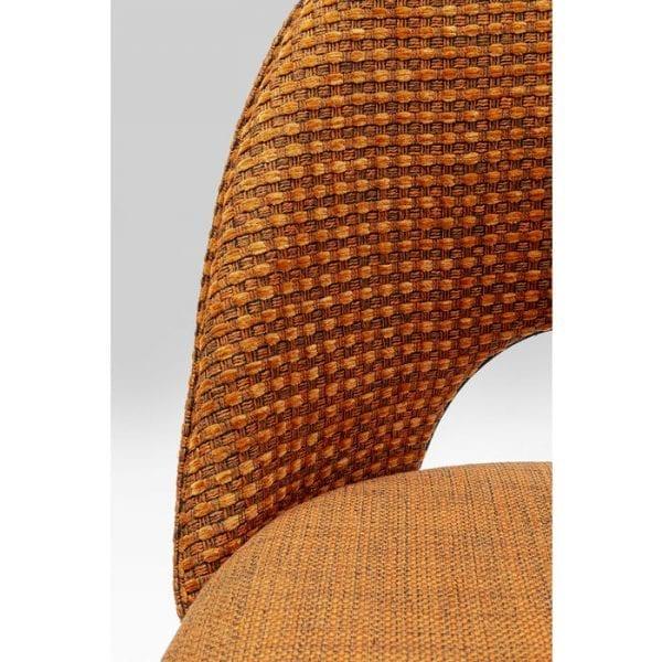 Kare Design Hudson Orange eetstoel 80003 - Lowik Meubelen