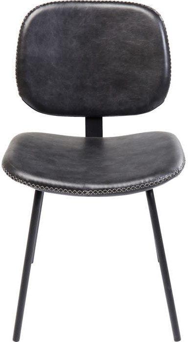 Kare Design Barber Black stoel 80910 - Lowik Meubelen