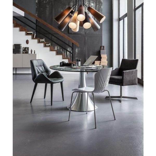 tafel Tafel Grande Possibilita 180x120cm Kare Design tafels - 71602 - Lowik Meubelen