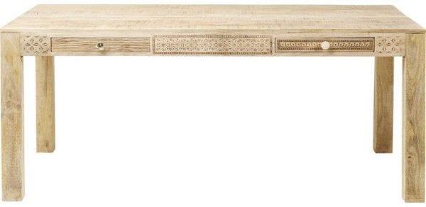 tafel Tafel Puro Plain  140x70cm Kare Design tafels - 81938 - Lowik Meubelen