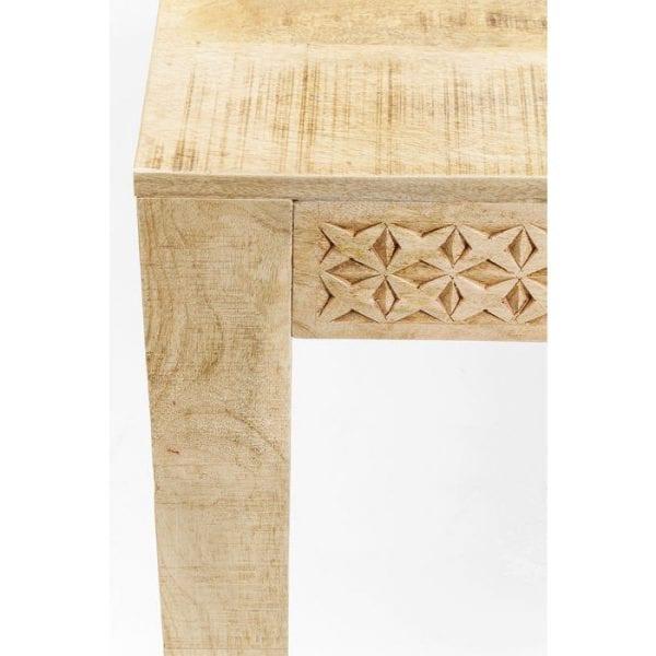 tafel Tafel Puro Plain 200x100cm Kare Design tafels - 81935 - Lowik Meubelen