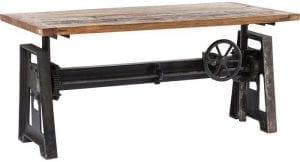 tafel Tafel Steamboat Econo 160x80cm Kare Design tafels - 81911 - Lowik Meubelen