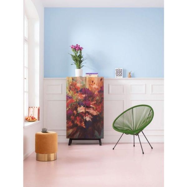 Kare Design Acapulco Green fauteuil 83991 - Lowik Meubelen