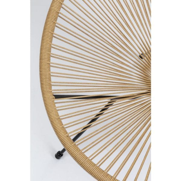 Kare Design Acapulco Nature fauteuil 84722 - Lowik Meubelen