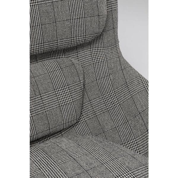 Kare Design Arena fauteuil 85000 - Lowik Meubelen