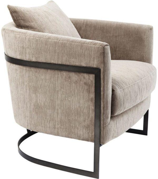 fauteuil Fauteuil La Vida Kare Design fauteuils - 82674 - Lowik Meubelen