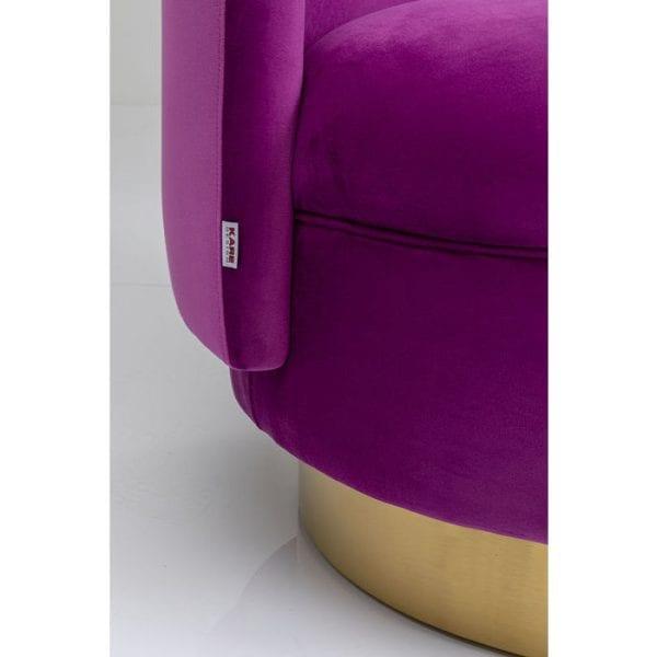 Kare Design Night Fever fauteuil 84627 - Lowik Meubelen