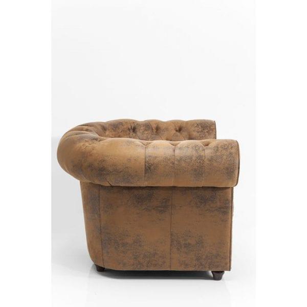 Kare Design Oxford Vintage Smart fauteuil 73741 - Lowik Meubelen