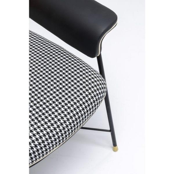 Kare Design Palma armstoel 80034 - Lowik Meubelen
