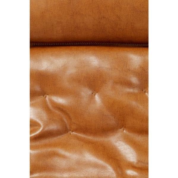 Kare Design + Poef Washington Brown eetstoel 80007 - Lowik Meubelen