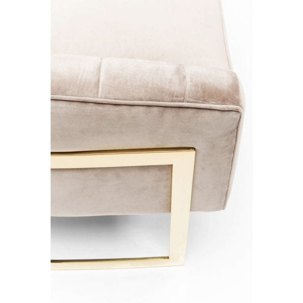fauteuil Fauteuil Pure Elegance Kare Design fauteuils - 82673 - Lowik Meubelen