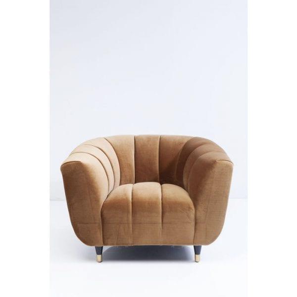 fauteuil Fauteuil Spectra Kare Design fauteuils - 83619 - Lowik Meubelen