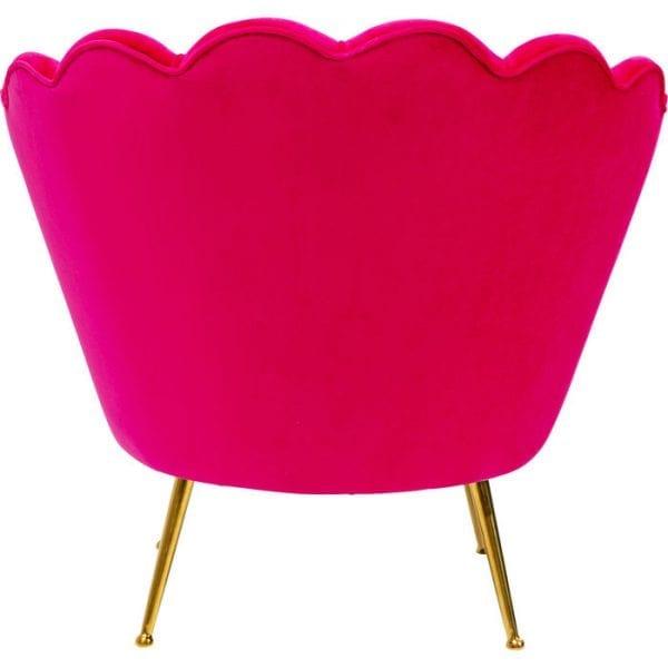 Kare Design Water Lily Pink fauteuil 85080 - Lowik Meubelen