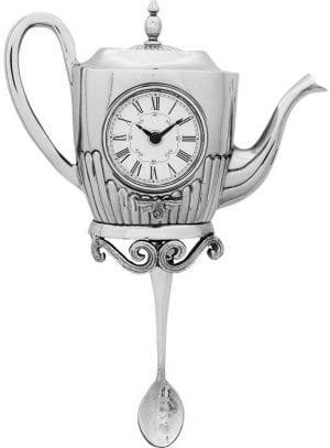 Kare Design Tea Pot klok 52337 - Lowik Meubelen
