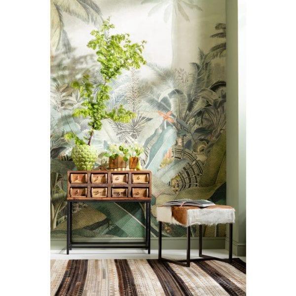 Kare Design Country Life poef 80205 - Lowik Meubelen