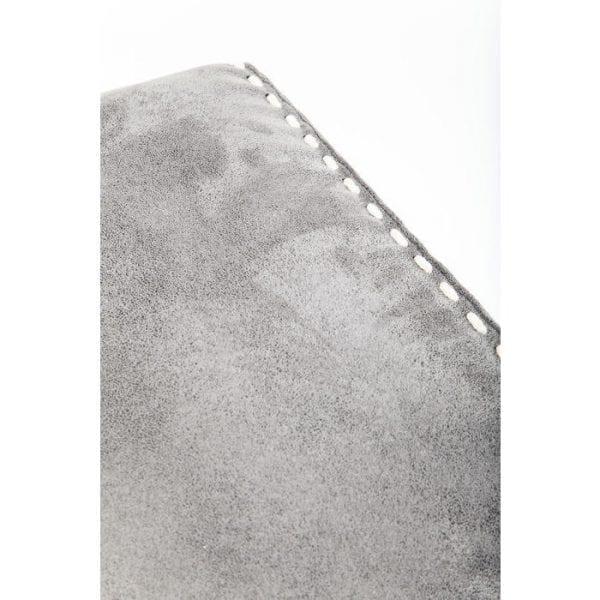 Kare Design Ritmo Vintage Grey poef 79404 - Lowik Meubelen