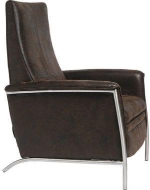 fauteuil Relaxfauteuil Lazy Kare Design fauteuils - 75098 - Lowik Meubelen