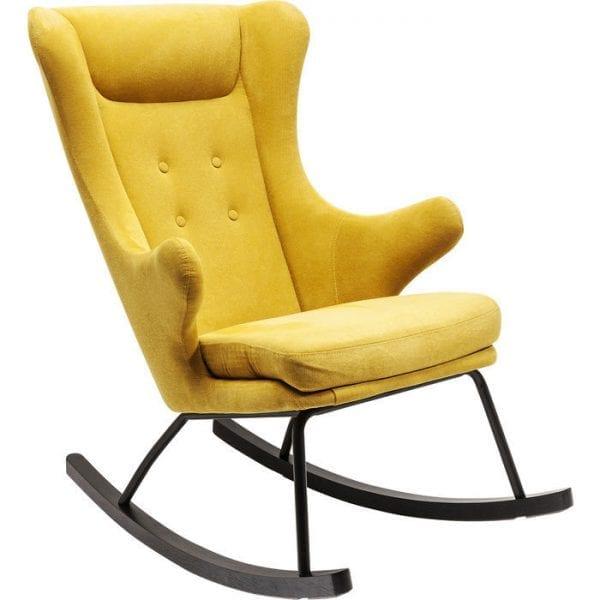 fauteuil Schommelstoel Fjord Kare Design fauteuils - 82732 - Lowik Meubelen