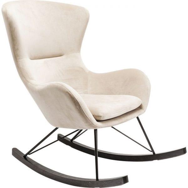 fauteuil Schommelstoel Oslo Kare Design fauteuils - 82731 - Lowik Meubelen