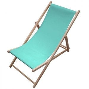 Kare Design Blue Sky Summer strandstoel 47754 - Lowik Meubelen
