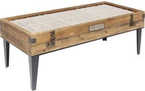 tafel Salontafel Collector 122x55cm Kare Design tafels - 83268 - Lowik Meubelen
