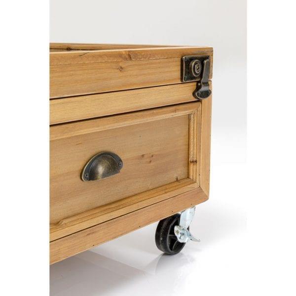 Kare Design Collector Double Nature 101x56cm salontafel 84975 - Lowik Meubelen
