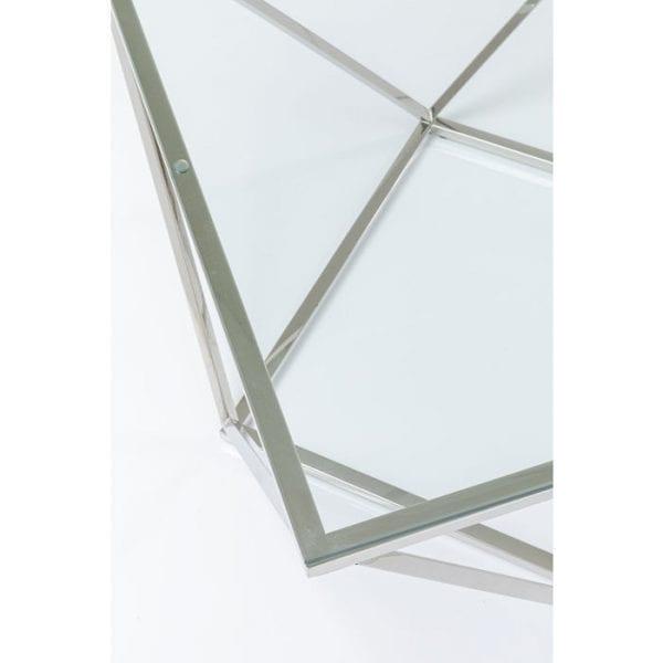 Kare Design Cristallo 80x80cm salontafel 85030 - Lowik Meubelen