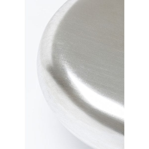 Kare Design Pebble Silver 122x96cm salontafel 85126 - Lowik Meubelen