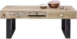 tafel Salontafel Puro 120x60cm Kare Design tafels - 81341 - Lowik Meubelen