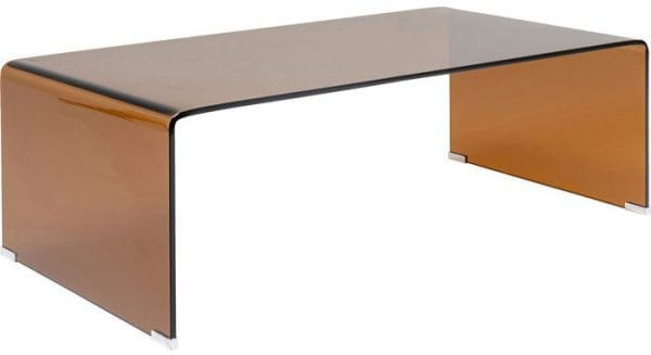 Kare Design Visible Amber 120x60cm salontafel 84990 - Lowik Meubelen