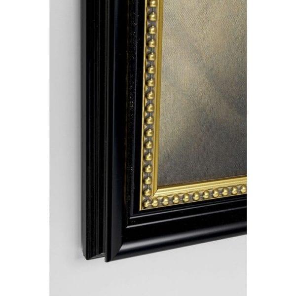 Kare Design Incognito Lady 100x80cm schilderij 51467 - Lowik Meubelen
