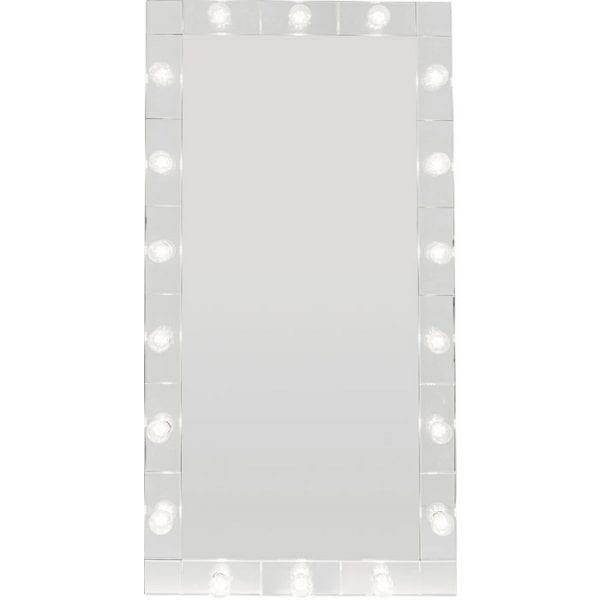 Kare Design Staand Make Up 160x80cm spiegel 85113 - Lowik Meubelen