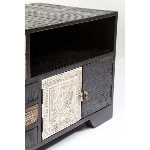 Kare Design Finca 3 Doors 9Drw tv-dressoir 79482 - Lowik Meubelen