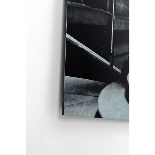 Kare Design Glass Reception Hall 120x180cm wanddeco 51873 - Lowik Meubelen