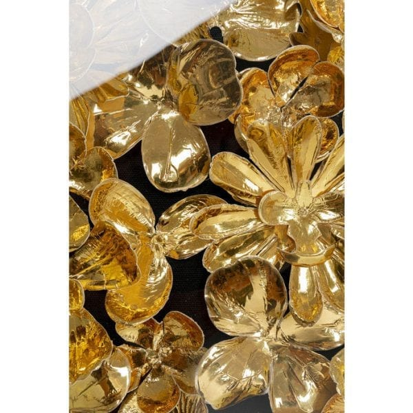 Kare Design Gold Flower 60x60cm fotolijst 51626 - Lowik Meubelen