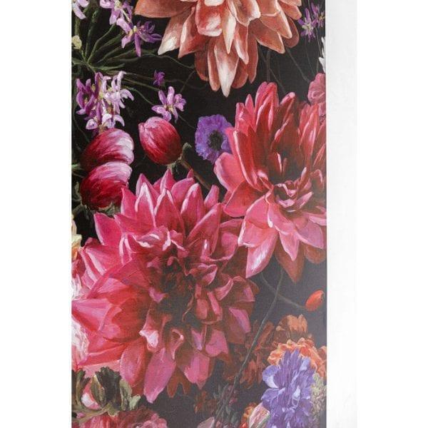 Kare Design Touched Flower Bouquet 200x140cm wanddeco 51865 - Lowik Meubelen