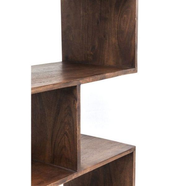 Kare Design Wandkast Zick Zack 150x100cm authentico 80561 - Lowik Meubelen