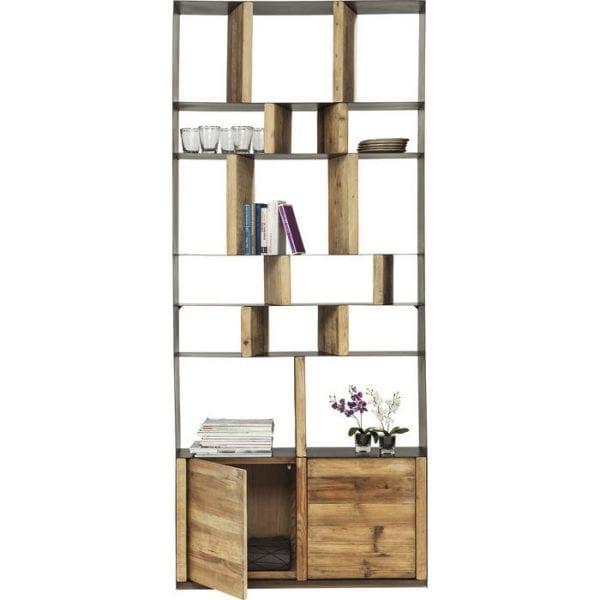 Kare Design Storm 2 Doors wandkast 82059 - Lowik Meubelen
