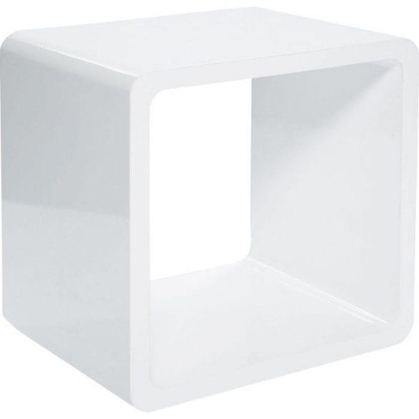 Kare Design Cube MDF White lounge 71542 - Lowik Meubelen